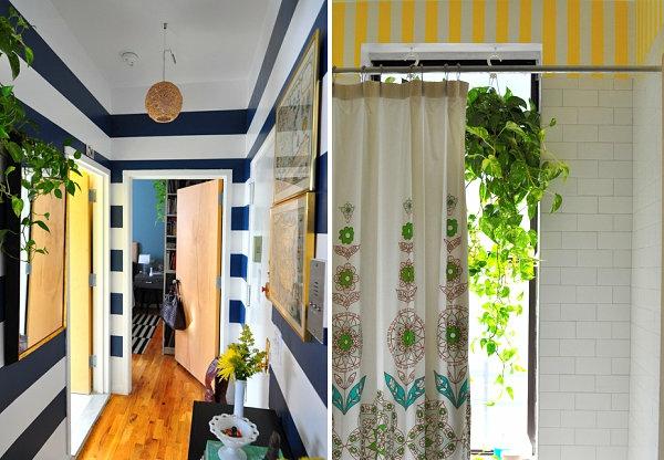 pflegeleichte badezimmer Schöne Zimmerpflanzen hängepflanzen