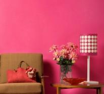 Wandfarben Ideen – Kreieren Sie eine farbenfrohe Wandgestaltung