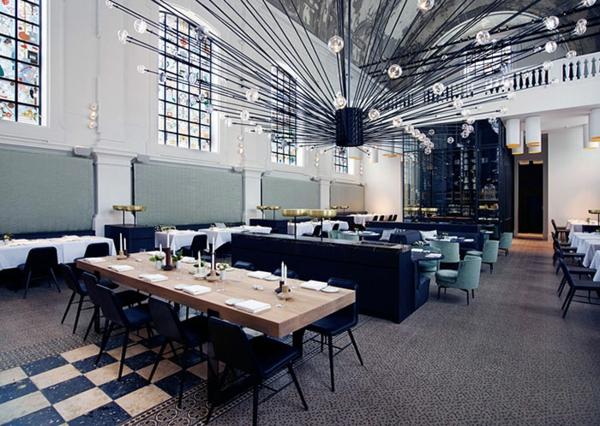 bar restaurant einrichtung interior the jane belgien