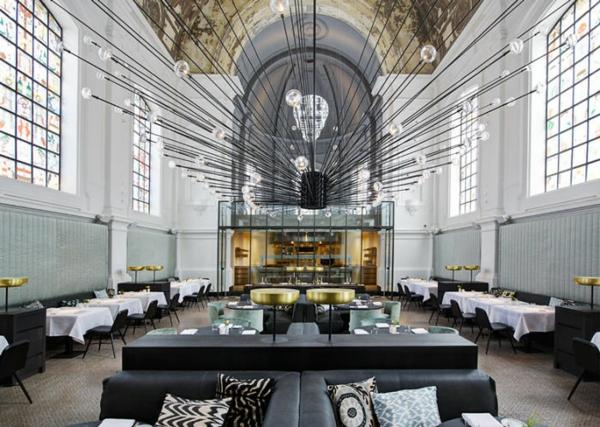 bar restaurant einrichtung interior ideen the jane belgien