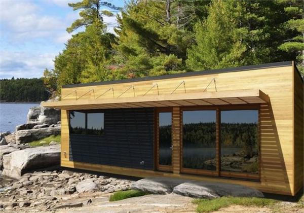 30 preiswerte minih user w rden sie in so einem haus wohnen for Minihaus aus holz