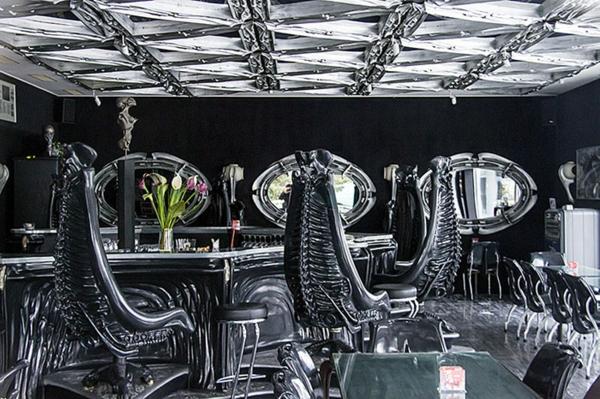 reizende bar restaurant designs interior ideen schweiz toll