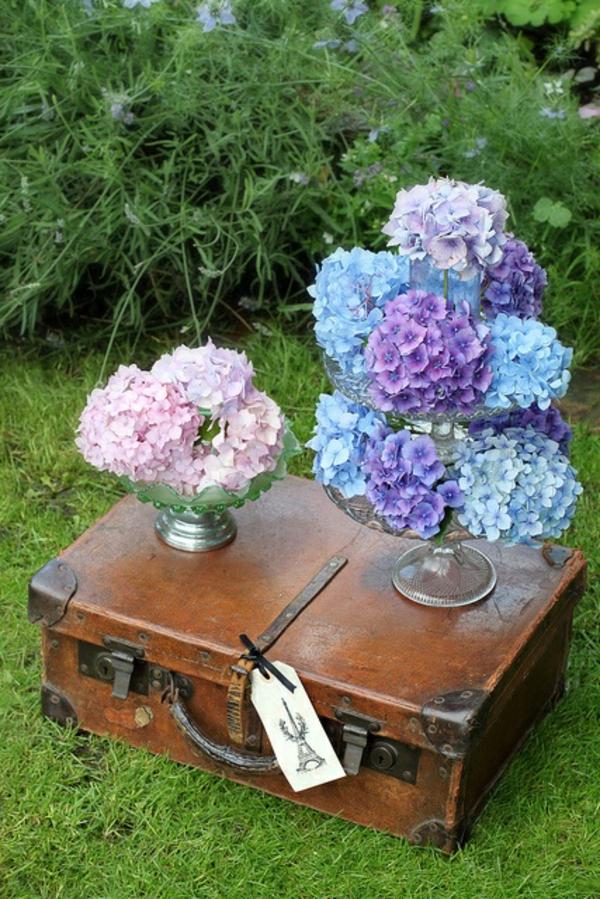 schöne garten bilder gartendekorationen blüten