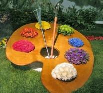 60 schöne Gartenideen – Garten Bilder für Gartendekorationen