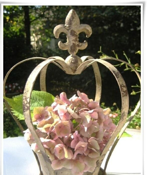 garten bilder gartendekorationen schöne Gartenideen krone
