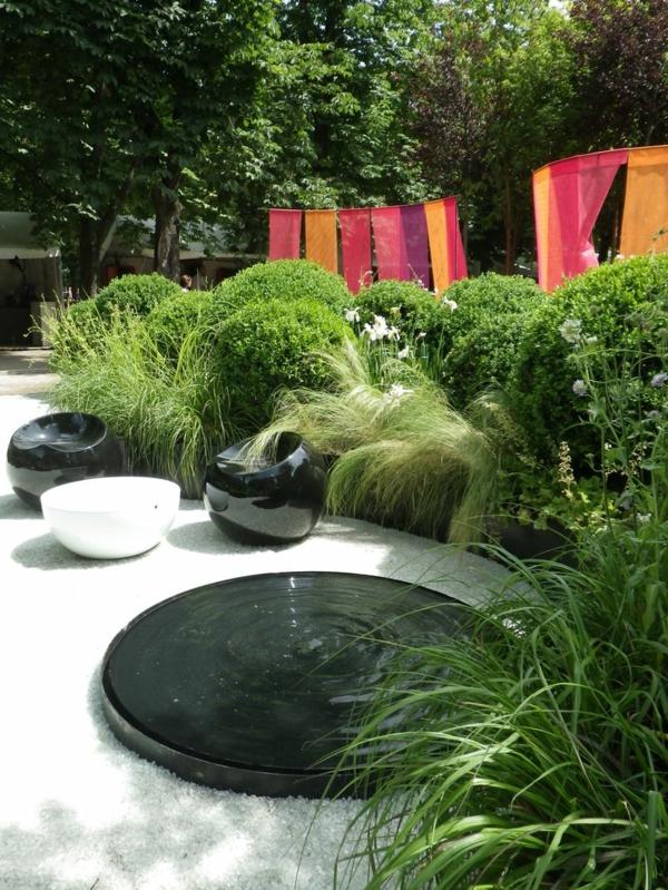 schöne garten bilder gartendekorationen modern