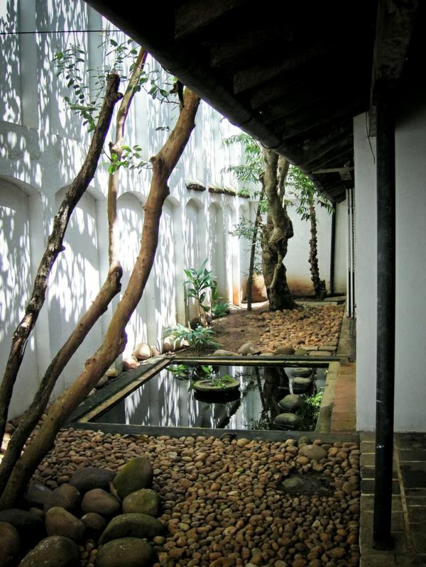 schöne Gartenideen garten bilder gartendekorationen wild