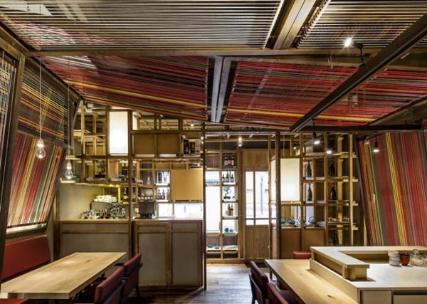 bar restaurant design ideen einrichtung pakta restaurant spanien