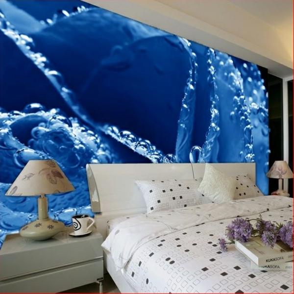Schlafzimmer Blau: 40 Individuelle Designentscheidungen
