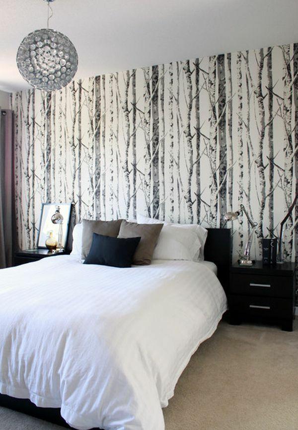 40 individuelle designentscheidungen schlafzimmerwand. Black Bedroom Furniture Sets. Home Design Ideas