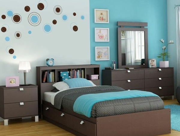 schlafzimmer farbideen. Black Bedroom Furniture Sets. Home Design Ideas