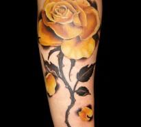 102 Unterarm Tattoo Ideen – coole Bilder und viel Inspiration!
