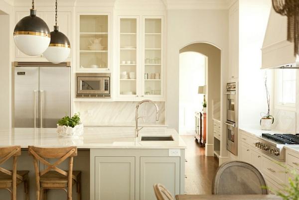 traditionelle vintage küche ideen