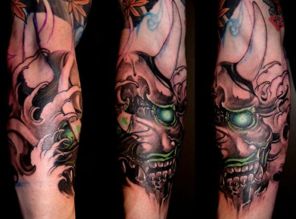 tattoo unterarm bilder chronische tinte