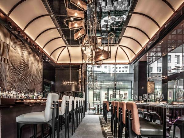 67 Bilder für 20 der besten Bar und Restaurant Design Verwirklichungen