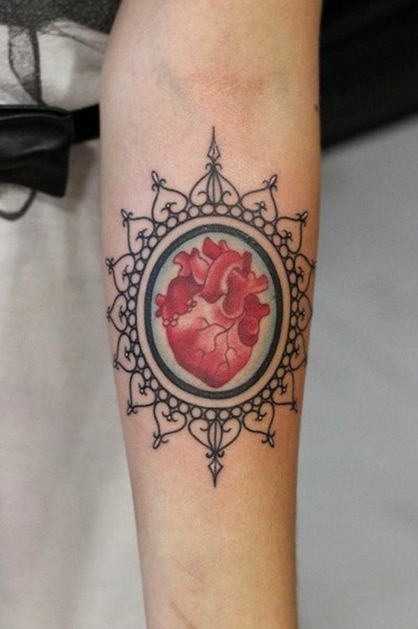 unterarm tattoo vorlagen farbig