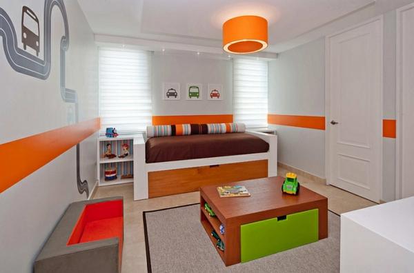 Kinderzimmer Gestalten Ideen Fur Das Untergeschoss