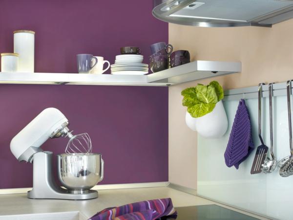 wandfarbe beere trendfarbe schöner wohnen farben lounge