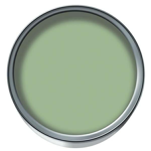 wandfarbe olivgrün wände streichen beruhigende farbe