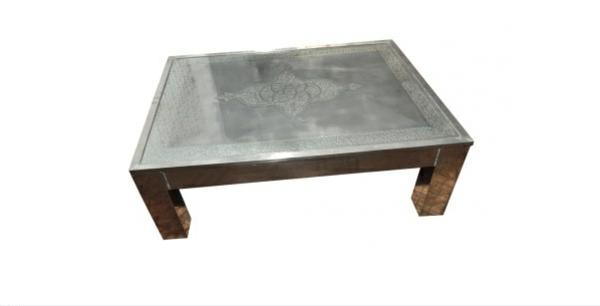 15 orientalische m bel marokkanische tische for Metall tischbeine