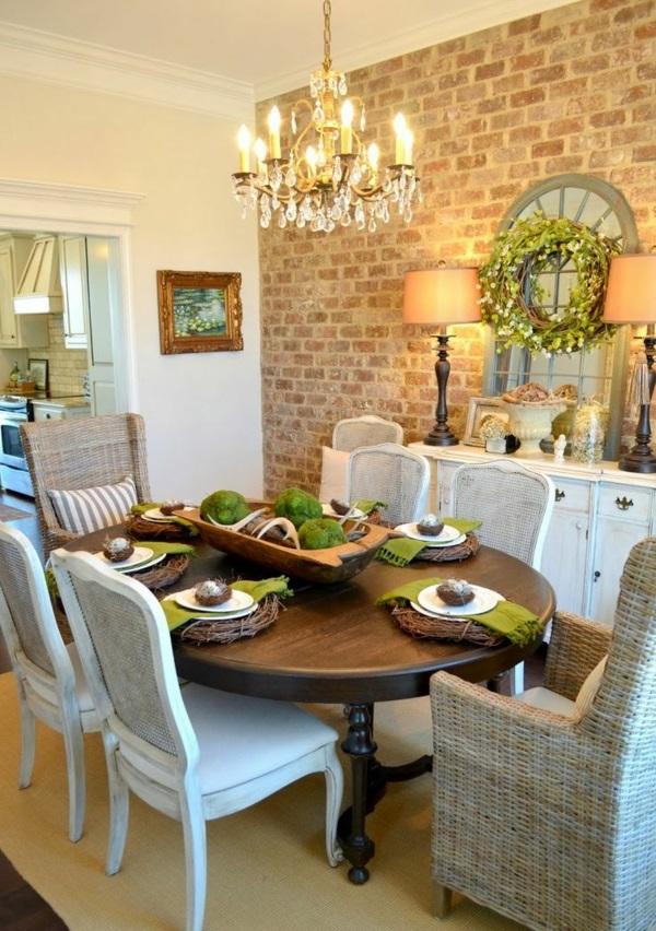 Ideen Esszimmergestaltung : wohnideen esszimmergestaltung dekoration ...