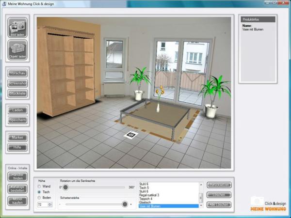 Wohnzimmerplaner kostenlos - einige der besten 3D Raumplaner