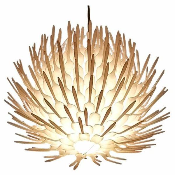 beleuchtungsideen hängeleuchten papierleuchten