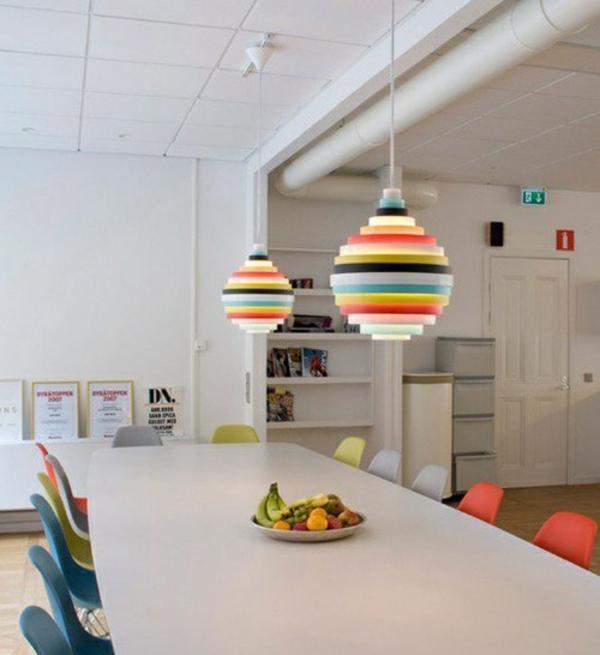 Pendelleuchte Wohnzimmer Weis : Farbgestaltung ideen für ihr zuhause ...