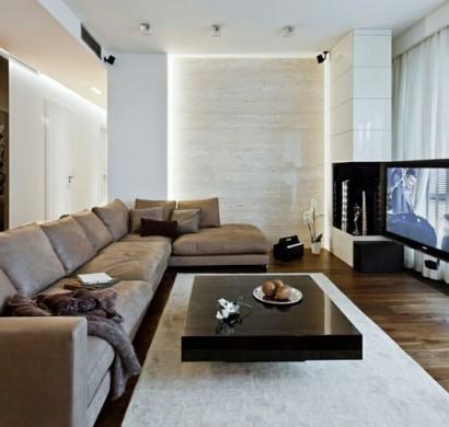 Coole Einrichtungstipps U2013 Ein Schickes, Modernes Apartment In Warschau