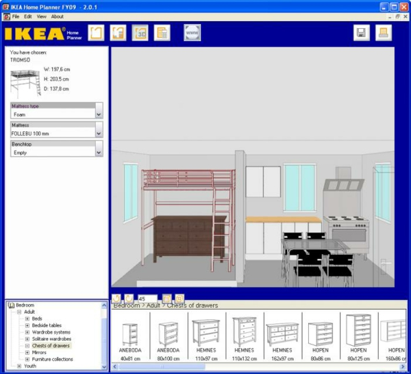 Ikea Kitchen Planner Share