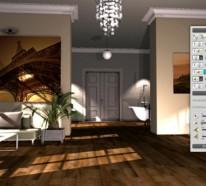 Wohnzimmerplaner kostenlos – einige der besten 3D Raumplaner für Nicht-Architekten