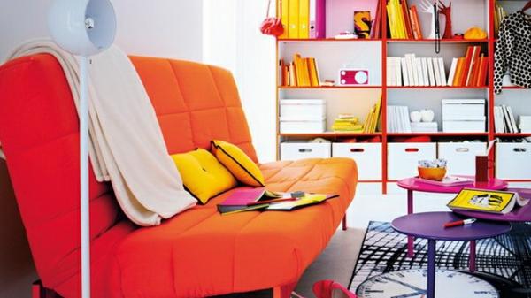 Zimmerfarben und dekoideen erfrischen sie ihr zuhause - Zimmerfarben vorschlage ...