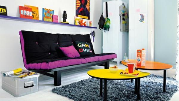 Zimmerfarben und Dekoideen  erfrischen Sie Ihr Zuhause