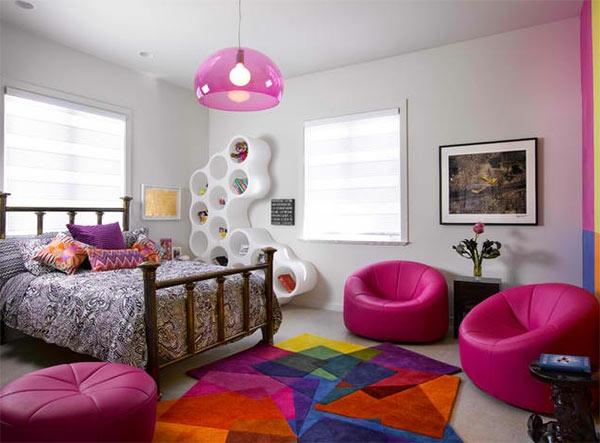 Kinderzimmer ideen für mädchen  Jugendzimmer Mädchen - Einrichtungsideen für wachsende Mädels