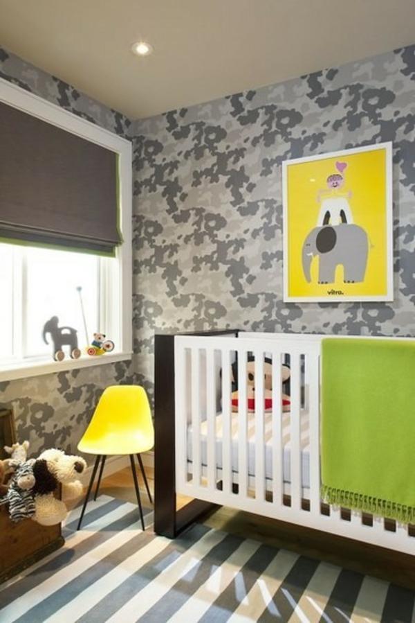 Babyzimmer gestalten – 50 coole Babyzimmer Bilder