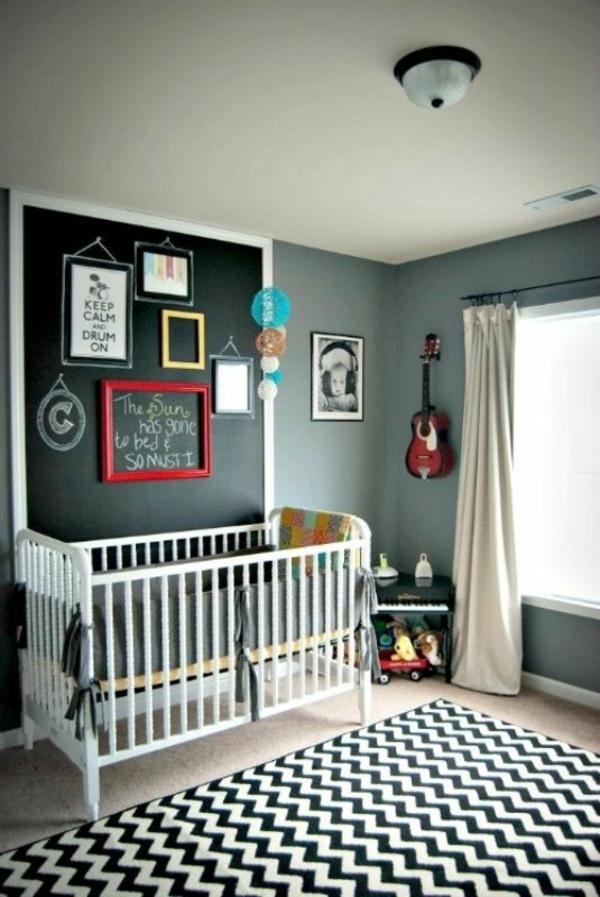 babyzimmer gestalten 50 coole babyzimmer bilder. Black Bedroom Furniture Sets. Home Design Ideas