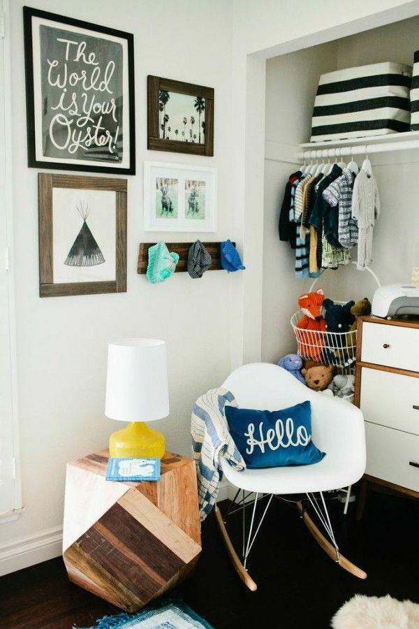 Babyzimmer Gestalten Deko Ideen Wanddeko