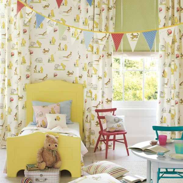Babyzimmer gestalten 50 coole babyzimmer bilder - Babyzimmer gelb ...