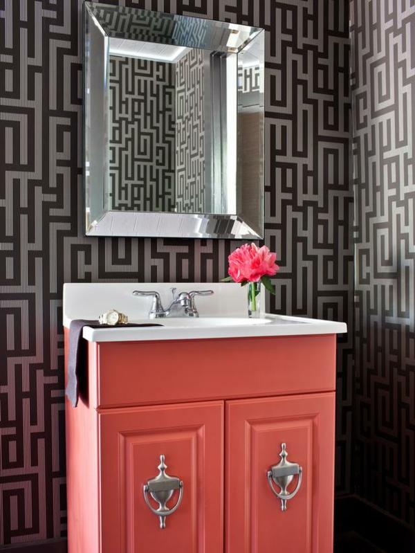 Ideen f r kleines bad platzsparende einrichtungsl sungen - How long to paint a 3 bedroom house ...