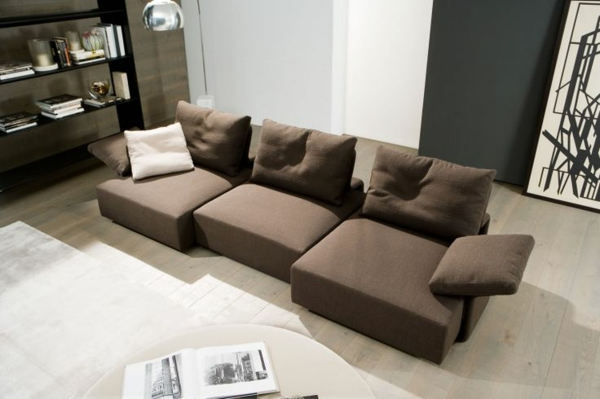 Chaiselongue sofa lounge möbel toll