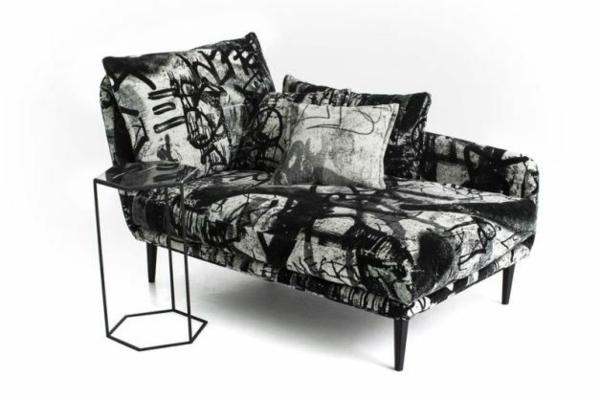 Chaiselongue sofa tolle möbel schönes muster