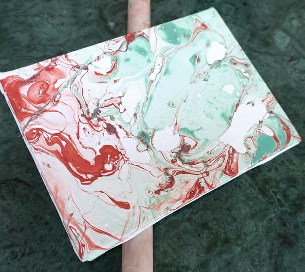 DIY Marmor Dekoartikel design fliesen papier