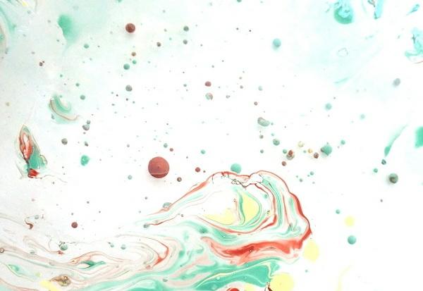 DIY Marmor Dekoartikel - Kunstvolle Marmorfliesen