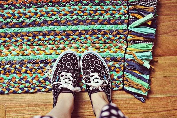 DIY Teppiche und Fußmatten exotisch