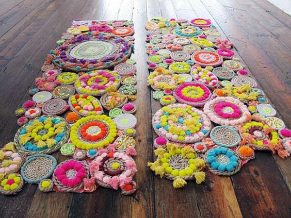 DIY Teppiche und Fußmatten teppichläufer