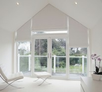 dreiecksfenster verdunkeln fenster rollos und. Black Bedroom Furniture Sets. Home Design Ideas