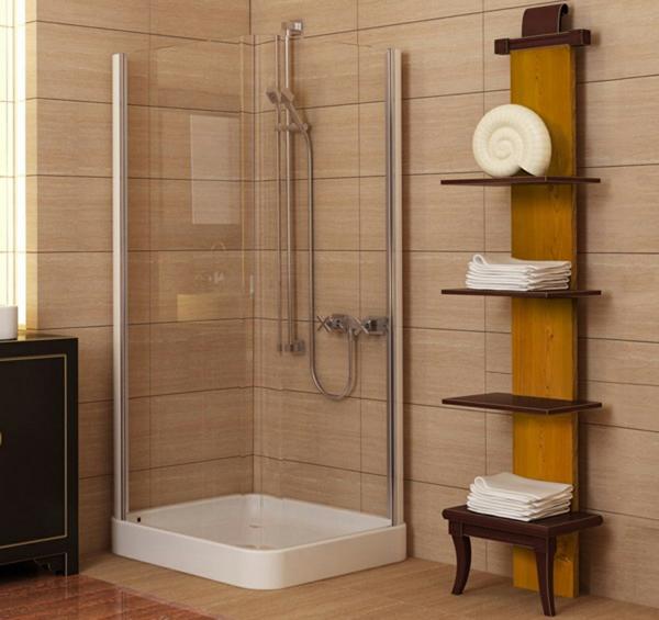 Fertig duschkabinen komplett komplettduschen braun