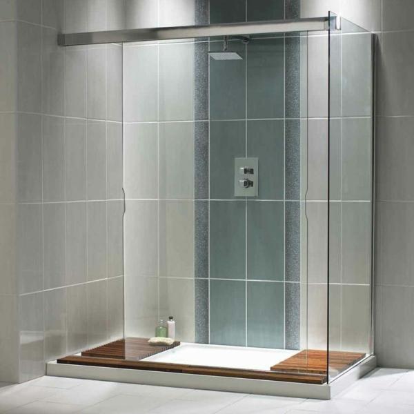 Duschvorhang Freistehende Dusche : 60 Fertigduschkabinen ? praktische Komplettsets f?r Duschen