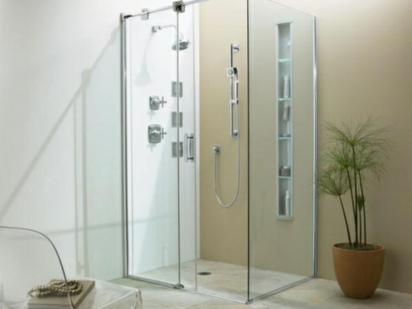 duschkabinen duschkabinen Fertig komplett komplettduschen glas