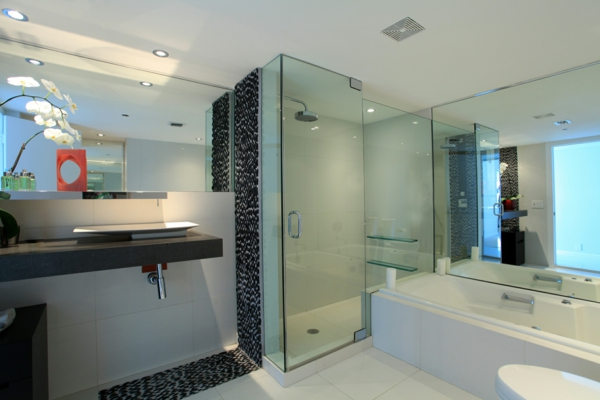 Fertigduschkabinen duschkabinen komplett komplettduschen leuchten